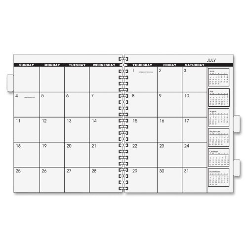 GLANCE Monthly Planner Refill 70 92 36