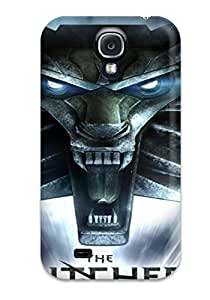 Defender Case With Nice Appearance (the Witcher) For Galaxy S4