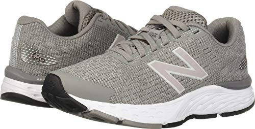 - New Balance Women's 680v6 Cushioning Running Shoe, Summer Fog/Marblehead, 8 B(M) US