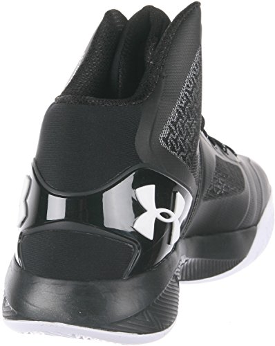 Under Armour Mens Ua Clutchfit Driv Ii Sort / Hvit