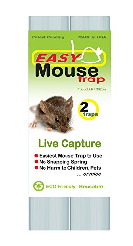 Mouse Trap Easy Live Capture (2 Pack)