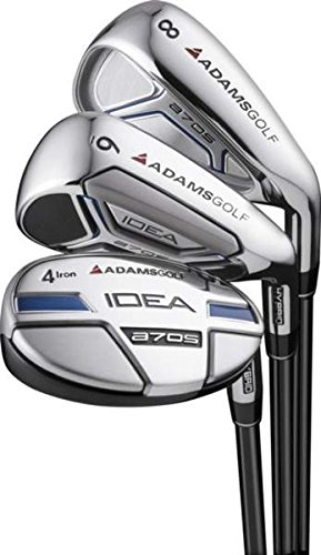 Adams Idea A7 OS Wedge Sand SW Adams Grafalloy Idea 50 Graphite Ladies Right Handed 34.5 in