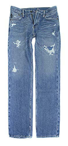 Abercrombie & Fitch Boy's Boot Jeans K-15 (16, 0327-027) ()