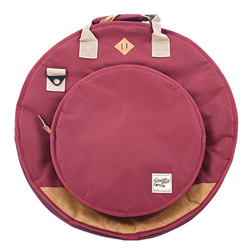 Tama Powerpad Designer Collection Cymbal Bag - Wine Red