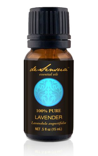 French Lavender Essential Mist - French Lavender Essential Oil, Therapeutic - Premium Aromatherapy Oils, Best for Anxiety, Stress Relief, and Sleep Aid, 100% Pure 15 ml, .5 oz