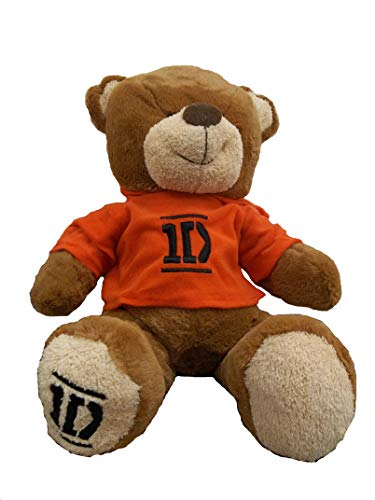 Goffa 1D One Direction Collectible Bear with Hoodie, 13