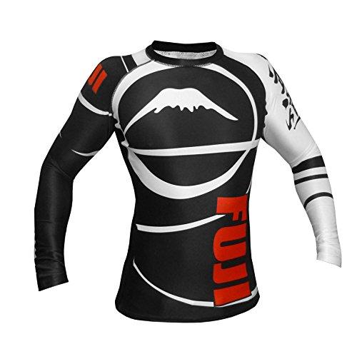 Fuji Freestyle long sleeve rash guard bjj