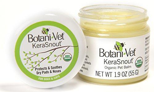 BotaniVet KeraSnout Organic Pet Balm