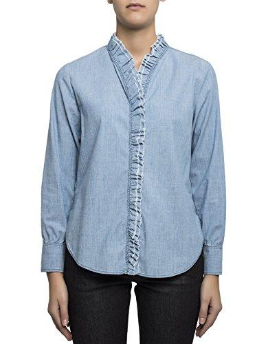 isabel-marant-womens-ch019317p016e30lu-light-blue-cotton-shirt