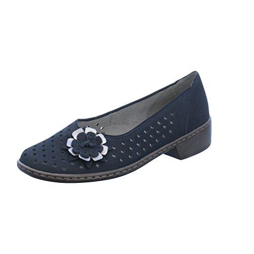 Jenny Women's Loafer Flats Ocean u4aRO7Ho
