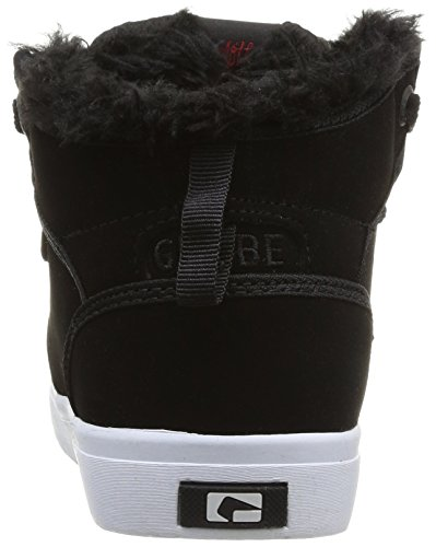 Wear Fur de Kids Eye niños para Mid Black Motley piel Zapatos Global Zxw75qf6