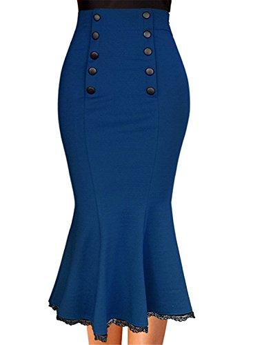 Buy blue mermaid dress song - 9