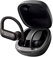 Boompods Sportpods TWS in-Ear Bluetooth Sport Headphones with True Wireless Stereo Connection & Finger Touch Control,...