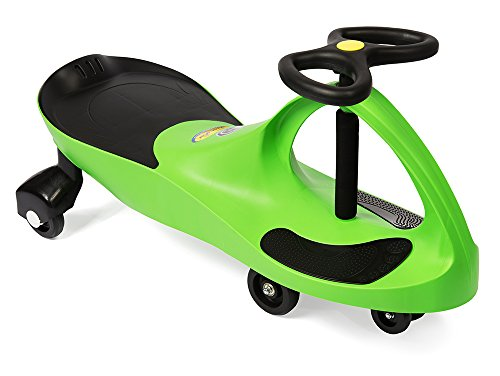 The Original PlasmaCar by PlaSmart – Lime – Ride On Toy, Ages...