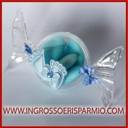 magasin d'usine matériau sélectionné acheter de nouveaux Ingrosso e Risparmio Coffret porte-dragées en plexiglas en ...