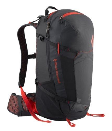 UPC 793661176657, Black Diamond Sonar Backpack, Coal, Small/Medium