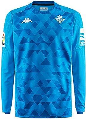 Kappa Official Jersey GK Betis Camiseta Portero Hombre, Neutro, 2XL: Amazon.es: Deportes y aire libre