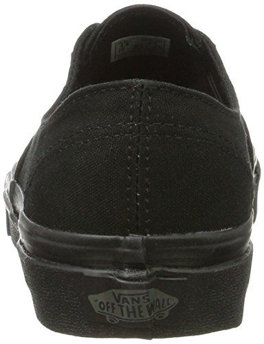 – Black Studs Scarpe Gore Black 34 Nero Nero da Unisex Authentic Black 5 Ginnastica Vans Studs Basse Adulto EU Black qS4g0wRW