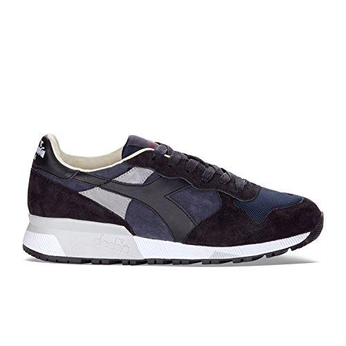 Diadora Heritage Sneakers Trident 90 S per Uomo 60065 - Blu Profondo