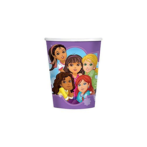 Dora and Friends 9oz Cups (8 Pack) - Party Supplies -