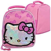 Hello Kitty Glitter lunch Bag
