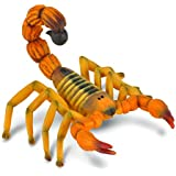 CollectA Yellow Fat-Tailed Scorpion Figure