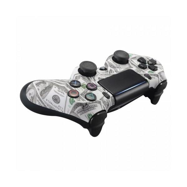 Money Playstation 4 PS4 Dual Shock 4 Wireless Custom Controller 4