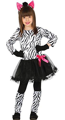 Disfraz de Cebra – Tallas Infantiles