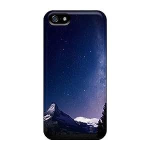 AccDavid Perfect Tpu Case For Iphone 5/5s/ Anti-scratch Protector Case (hd Night)