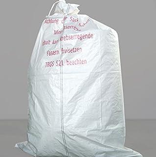 Mineralwoll Saecke Mineralwolle Kmf Bag 220 Cm Entsorgung Sack Trgs