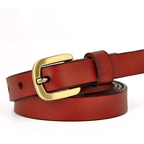 ardillon Brun belt Rougeatre Fashion jupe femme robe boucle femme Ceintures 8d0Cqw