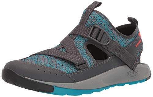 Chaco Women's Odyssey Hiking Shoe, Wax Teal, 09.0 M US