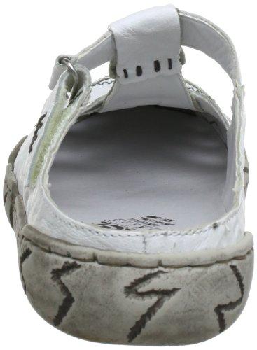 Rieker Sabot Donna L0396 80 Bianco weiss wvZ0Cawrq