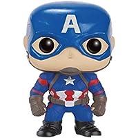 Captain America: Civil War Captain America Pop! Vinyl Figure