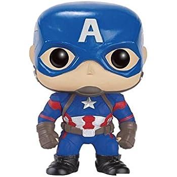 Iron Man Vinyl Bobble Head 7224 Funko Pop Marvel Captain America 3 Civil War