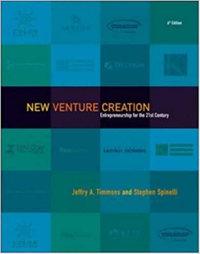 New venture creation entrepreneurship for the 21st century with new venture creation entrepreneurship for the 21st century with powerweb and new business mentor cd 6th edition fandeluxe Gallery