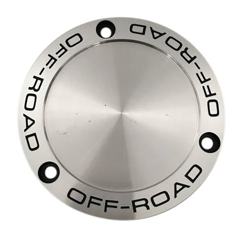 Vision Wheels C394-8ECN C394 LG1008-30 Chrome Face Plate