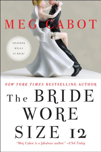 The Bride Wore Size 12: A Novel (Heather Wells Mysteries Book 5)