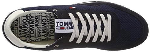 Sneaker Ink 006 Homme Basses Bleu Tommy Sneakers Blau Ink Jeans Lifestyle 006 qnwEAUgAf