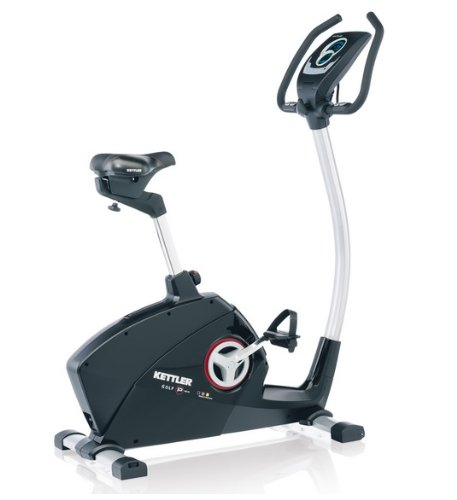Kettler Home Exercise/Fitness Equipment: GOLF P ECO Indoor Upright Cycling Trainer