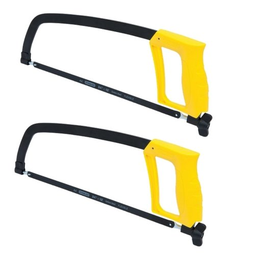 (Stanley STHT20138 Solid Frame High Tension Hacksaw (12in / 305mm) ... (2 Pack))