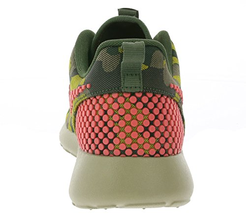 Nike ROSHE ONE PREM PLUS womens running-shoes 807614-083_6 - black/ht lava-crbn grn-dsrt cm free shipping sale online footlocker finishline sale online clearance for nice best prices cheap price myH3aPg