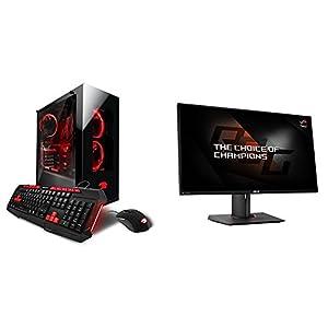"ASUS Gaming Monitor - 27"" & Gaming PC 1"