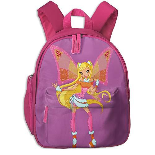 Kids Toddler Occation Winx Club Preschool Schoolbag Shoulder Bags ()