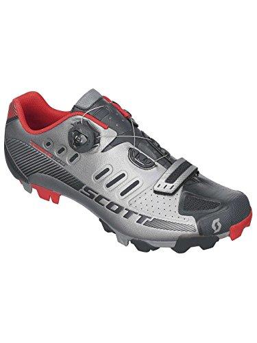 De max Grey Vtt Boa blck gris Dk noir 2015 Vélo Scott Team Chaussures qxt41AAH