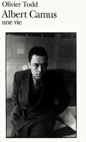Albert Camus, une vie