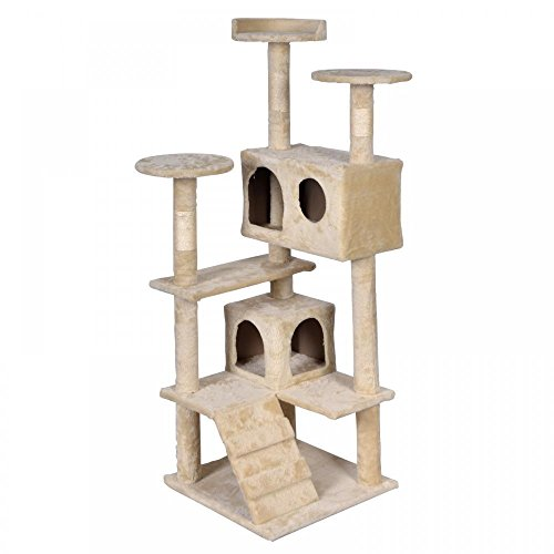 BestPet Cat Tree Tower Condo Furniture Scratch Post Kitty Pet House by BestPet