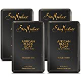 Best Shea Moisture Body Acne Washes - Shea Moisture African Black Soap With Shea Butter Review