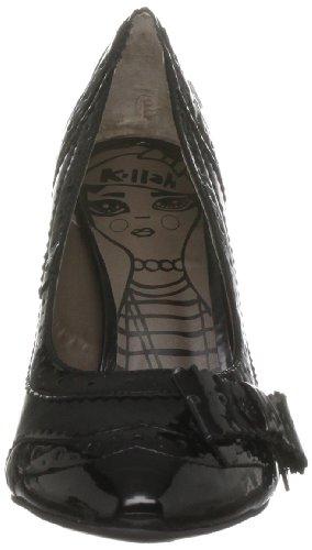 Femmes Escarpins Noir 6 Killah v Violet Francet qtw1xSH
