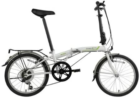 Dahon SUV 6 Deltec bicicleta plegable (tamaño de rueda de 20 ...